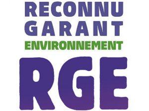 RGE garant environnement